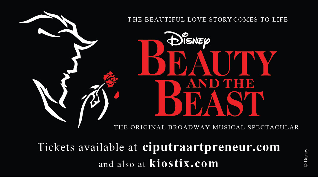 """""""Beauty and The Beast"""" Spectacular Theatrical Show"""