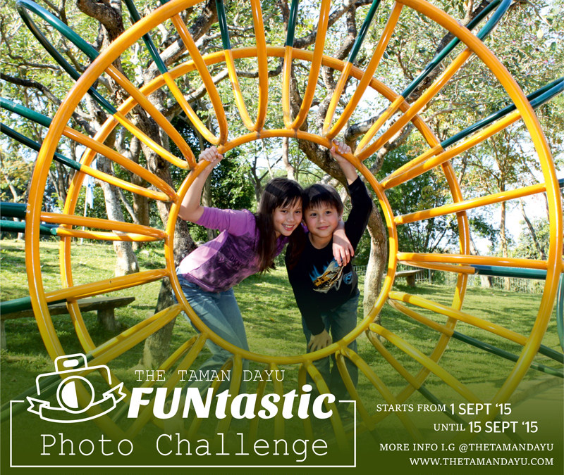 """FUN""TASTIC PHOTO CHALLENGE"