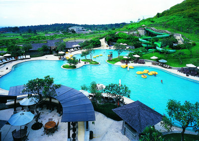 The Taman Dayu Waterpark