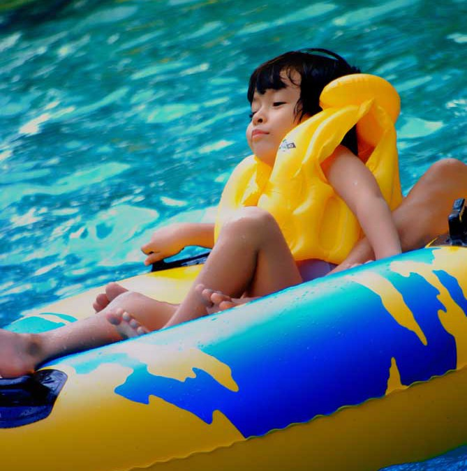 Holiday Season di The Taman Dayu Waterpark