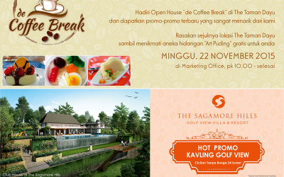 Open House 'de Coffee Break