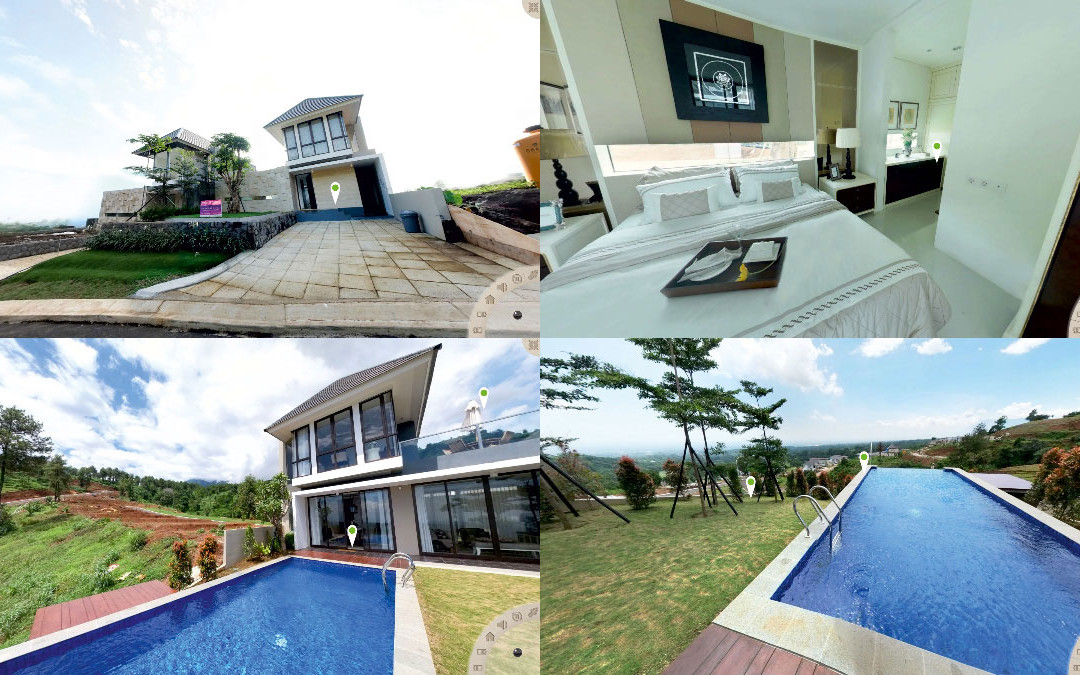 Virtual Tour Rumah Contoh Girdwood @The Taman Dayu