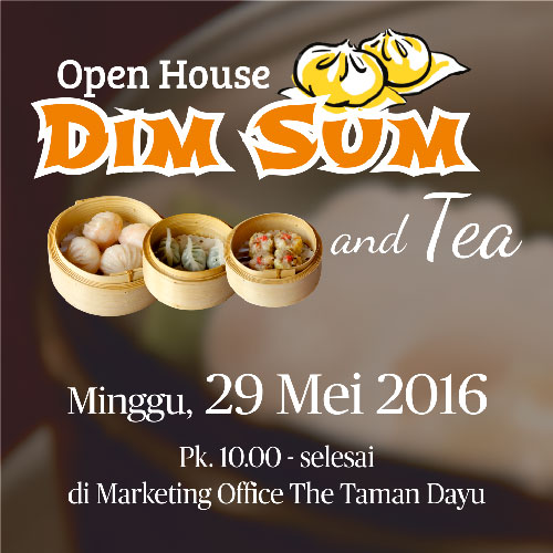 Open House Dim Sum and Tea