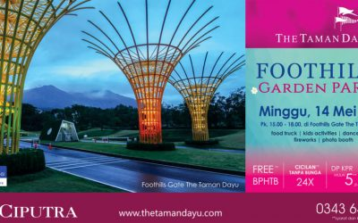 Foothills Garden Party at The Taman Dayu
