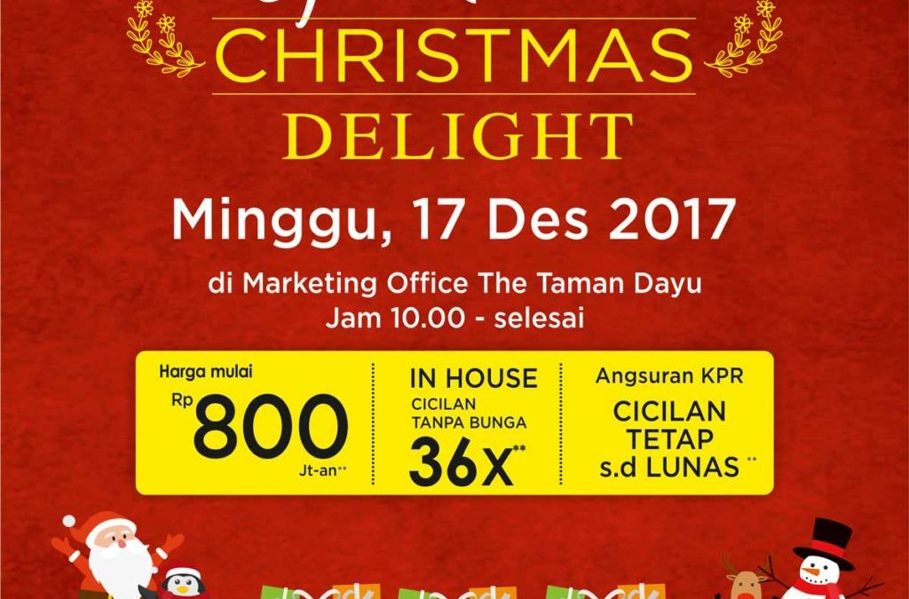 Open House Christmas Delight