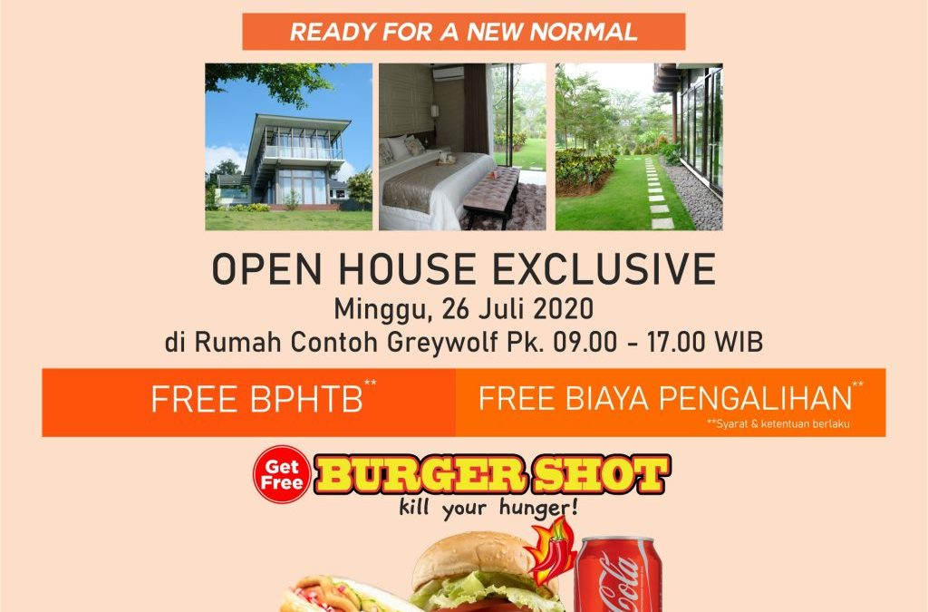 Open House – Burger Shot