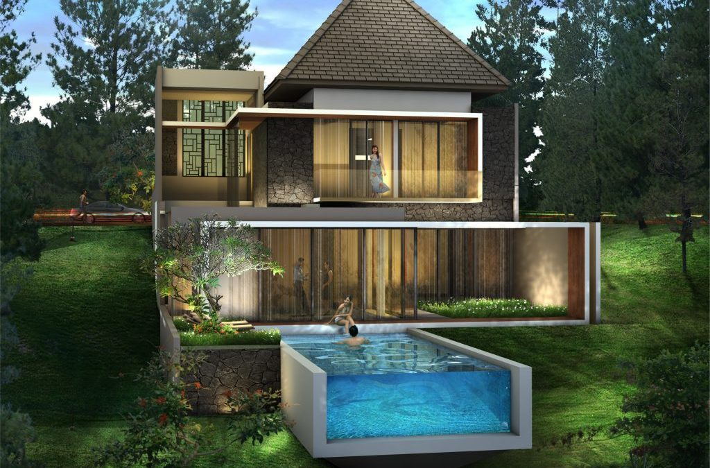 Design rumah Muirfield di The Taman Dayu
