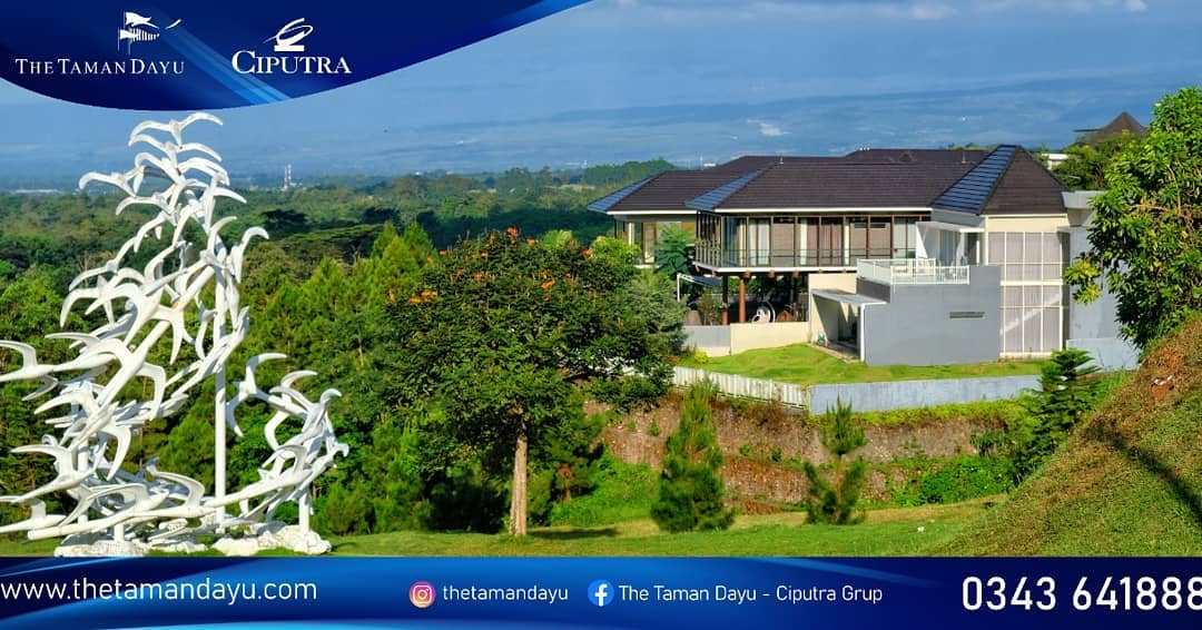 The Taman Dayu a perfect blend of modern living and vibrant resort